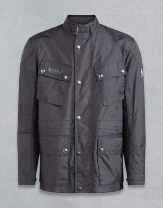 Belstaff Croxford Motorcycle Jacket Black