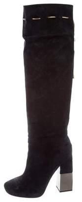 Lanvin Amanda Suede Boots w/ Tags