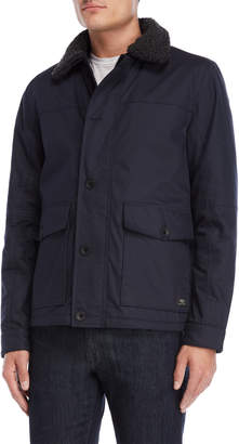 Parka London Sherpa-Lined Jacket