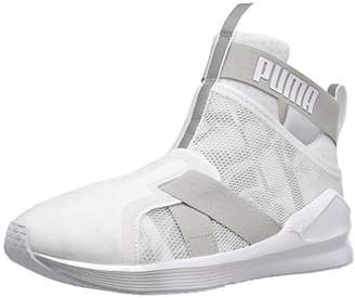 Puma Women's Fierce Strap SWAN WN's Cross-Trainer Shoe