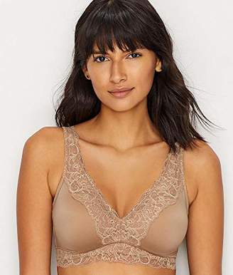 f048a9c4f4c79 Warner s Women s Escape Wire-Free Contour with Lace Trim Bra