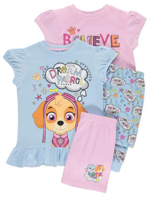 George PAW Patrol Pyjamas 2 Pack