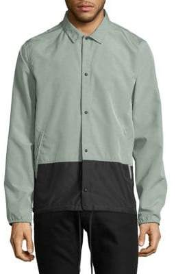 Herschel Voyage Packable Coach Jacket