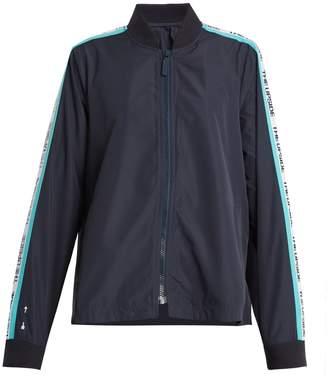 The Upside Ash striped-detail performance jacket