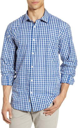 Coastaoro Ranchero Regular Fit Gingham Button-Up Shirt