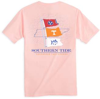 DAY Birger et Mikkelsen Game State Flag T-shirt - University of Tennessee