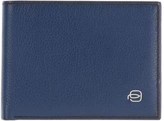 Piquadro Wallets - Item 46601793XJ