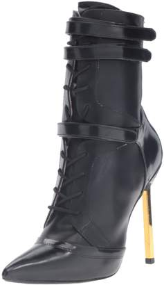 Luichiny Women's Fine by Me Ankle Bootie