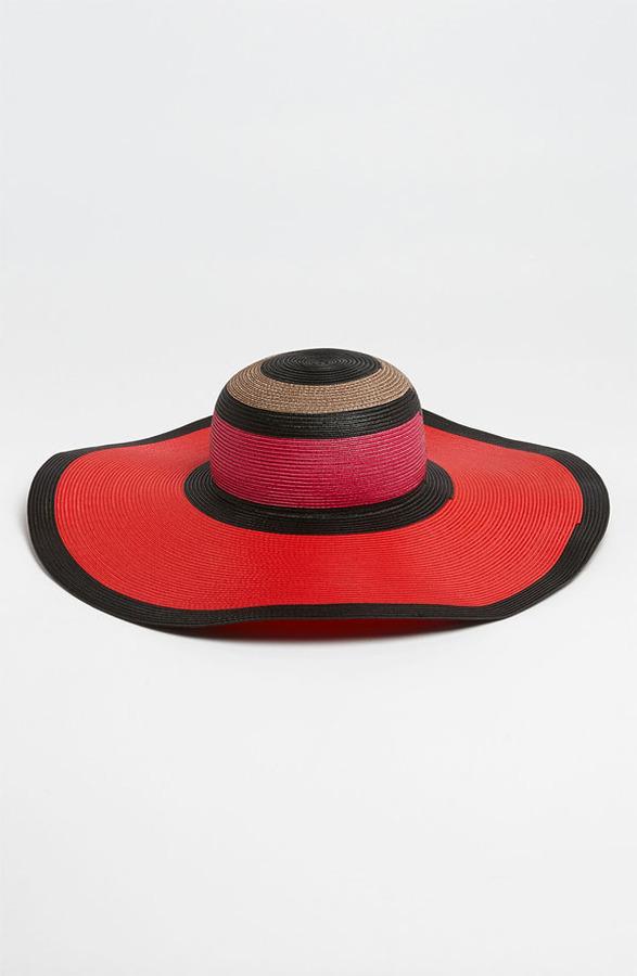 Sonia Rykiel Striped Sun Hat