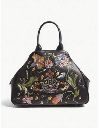Vivienne Westwood Yasmine medium leather tote