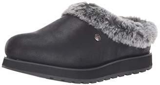 Skechers BOBS Women's Keepsakes - R E M Faux Fur Lined Shootie with Memory Foam Slipper