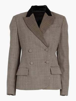 Roberto Cavalli Wool Tailored Jacket