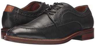 Johnston & Murphy Warner Casual Dress Moc Oxford Men's Lace Up Moc Toe Shoes