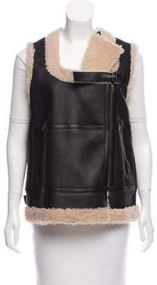 Chloé 2016 Leather Vest