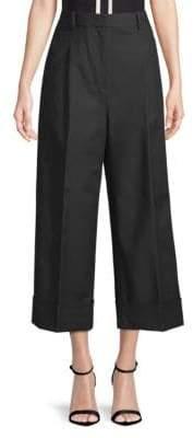 3.1 Phillip Lim Wide-Leg Cuffed Pants