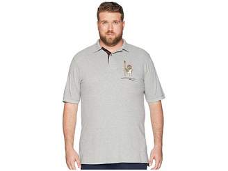 Polo Ralph Lauren Big Tall Bear Player Polo Shirt