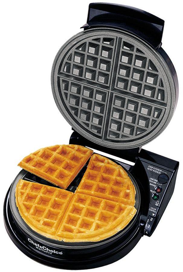 Chef's Choice wafflepro ® classic belgian waffle maker
