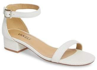 VANELi Hirin Block Heel Sandal