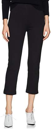 A PLAN APPLICATION Women's Slim Cotton Fleece Sweatpants - Navy