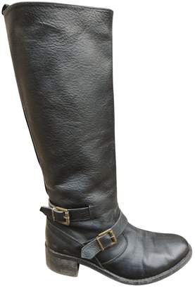 Vanessa Bruno Leather riding boots