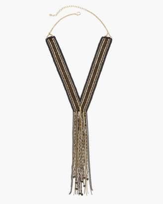 Chico's Miesha Pendant Necklace