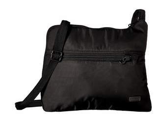 Pacsafe Daysafe Anti-Theft Slim Crossbody Bag