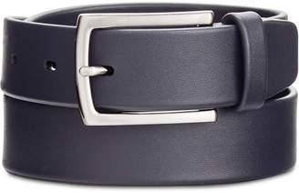Perry Ellis Portfolio Men's Leather Casual Belt