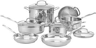 Cuisinart Chef's Classic Cookware Set (11 PC)