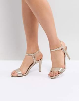 New Look Twist Strap Kitten heel Sandal