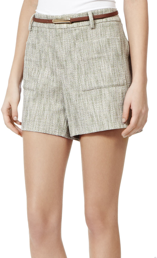 Reiss Sally-Pocket Front Shorts Pocket Front Shorts