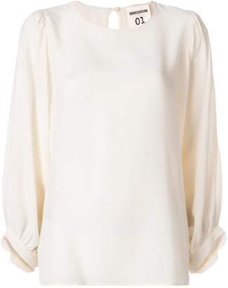 Semi-Couture Semicouture ballerina blouse