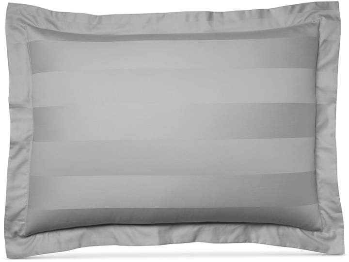 Damask Stripe Standard Sham, 100% Supima Cotton 550 Thread Count, Created for Macy's Bedding