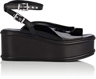 Opening Ceremony WOMEN'S GABRIYELA PATENT LEATHER PLATFORM SANDALS