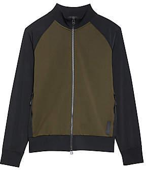 Theory Men's Endurance Pontevarro Zip Sweater