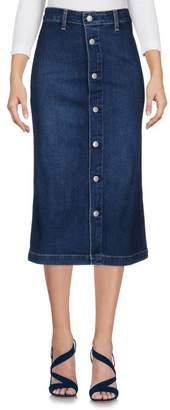 ALEXACHUNG for AG Jeans デニムスカート