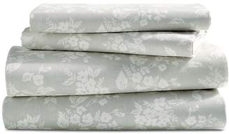 Sparrow & Wren Relaxed Wash Floral Sheet Set, King - 100% Exclusive