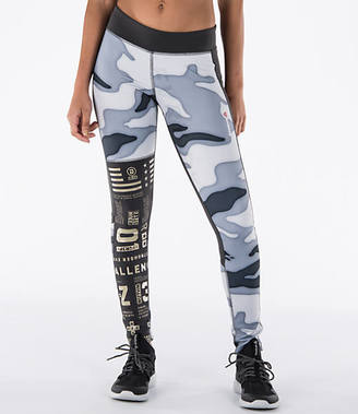Reebok Women's Elite Training Leggings $70 thestylecure.com