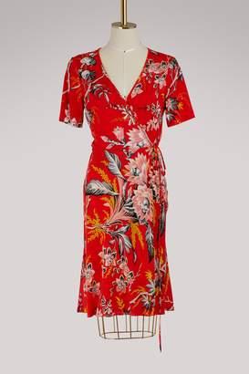 Diane von Furstenberg Short-sleeved midi dress