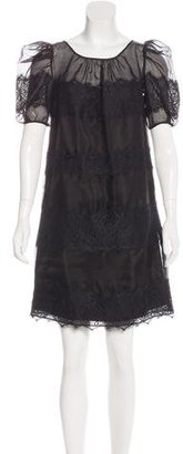 Alice by Temperley Lace Mini Dress $150 thestylecure.com