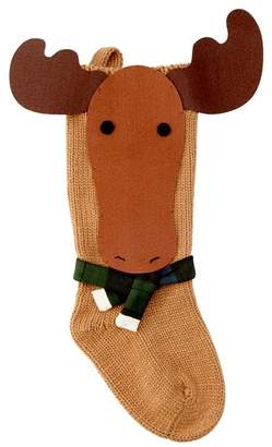 Indigo Moose Friend Knit Stocking