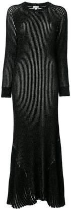 Loewe ribbed dress