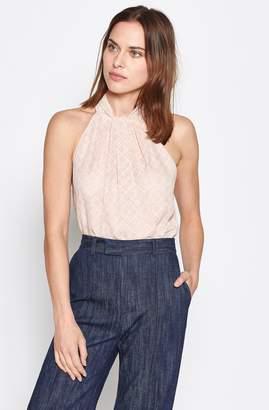 5973de1c81aaa Pink Silk Top Joie - ShopStyle
