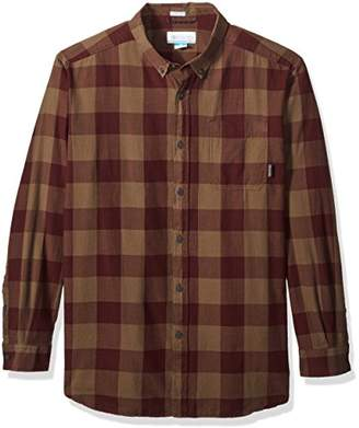 Columbia Men's Cooper Lake Big and Tall Long Sleeve Shirt