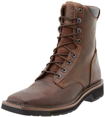 Justin Original Work Boots Men's Worker Two Safetytoe Work Boot