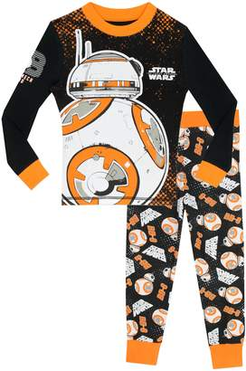 Star Wars Boys BB8 Pajamas