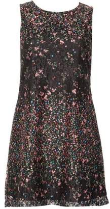 Dorothy Perkins Womens *Izabel London Floral Sheer Overlay Dress