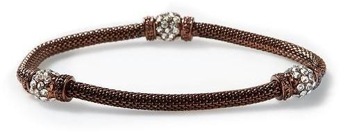 Tinley Road Pavé Rope Bracelet