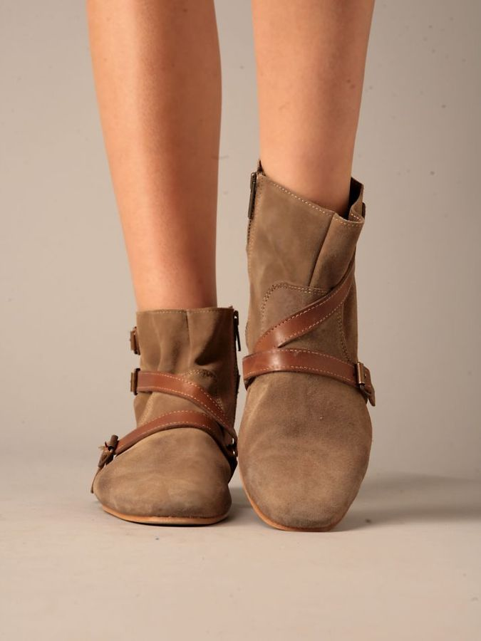 We The Free Juno Short Boot