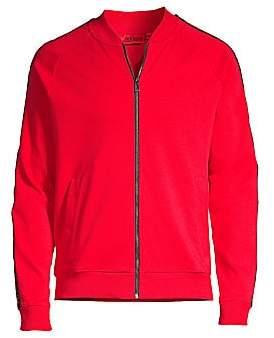 HUGO BOSS Men's Dalkutta Regular-Fit Zip Track Jacket