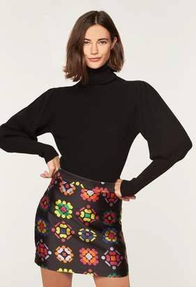 MillyMilly Cashmere Puff Sleeve Sweater